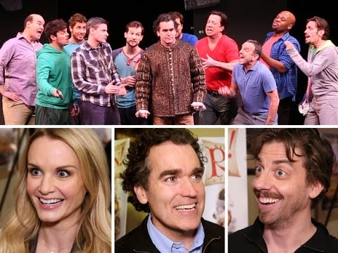 Hear the Songs and Meet the Stars of Broadway's New Musical Comedy