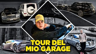 TOUR DEL MIO GARAGE !!!