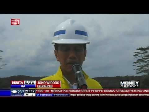 Jokowi Targetkan Tol Balikpapan-Samarinda Rampung Akhir 2018