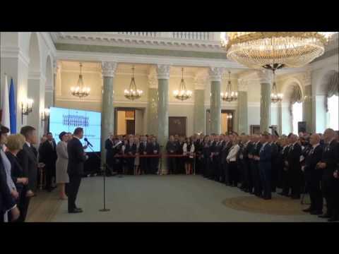 Ludwik Węgrzyn odznaczony przez Prezydenta RP Krzyżem Kawalerskim Orderu Odrodzenia Polski