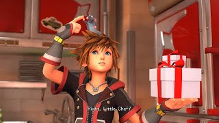 Kingdom Hearts 3 - Cooking With Remy Mouse At Bristo (Ratatouille) KH3 2019