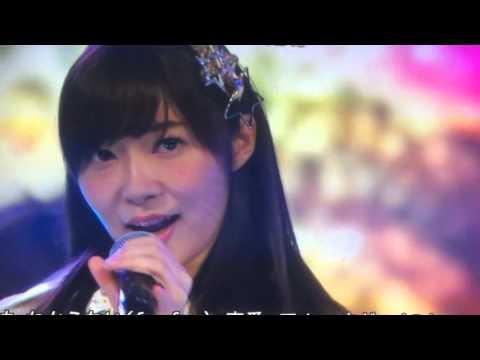 FNS歌謡祭総勢99名のアイドルでLoveマシーン