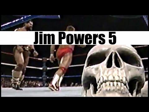 Jim Powers vs. The Barbarian 1: Jobber Squash Match