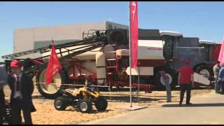 Тюменская выставка сельхозтехники 2015