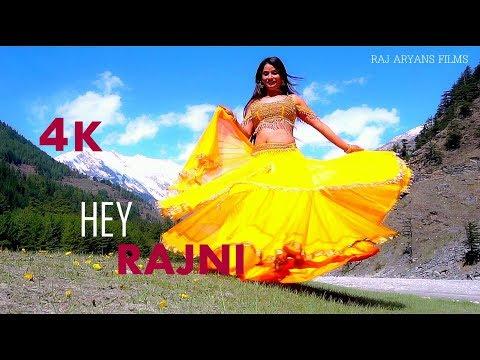 HEY RAJNI    latest garhwali dj  song 2019     vinod rawat