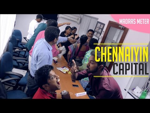 Chennaiyin Capital | Madras Meter