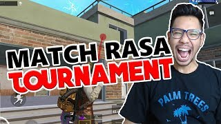 BERASA BERMAIN DI TOURNAMENT - PUBG MOBILE INDONESIA