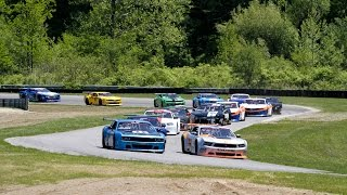 The Trans Am Series - Lime Rock Park 2015