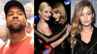 Celebs React to Kanye West