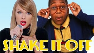 Taylor Swift - Shake It Off - '80s-'90s TV SITCOMS PARODY