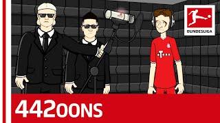 The Men in Bundesliga - Powered by 442oons