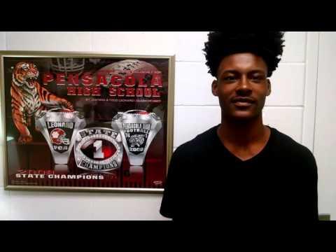 Sederick Smith | Prep Star of the Week | Pensacola High School