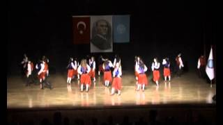 Uludağ University Folk Dance Festival, Stylize part 1- Director: Nazim GURAK