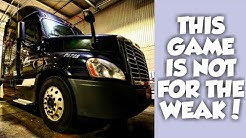OWNER OPERATOR | TRUCKING | LANDSTAR | THIS GAME IS NOT FOR THE WEAK!!!