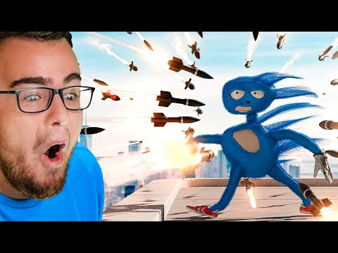 WEIRD SONIC Is BACK With MORE SANIC!!