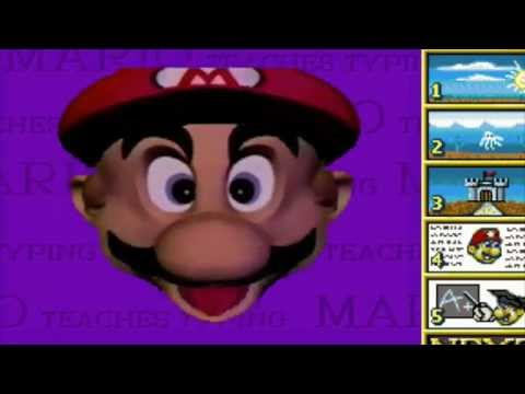 I'm Hungry! - Mario Teaches Typing
