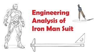 Engineering of Iron Man Suit