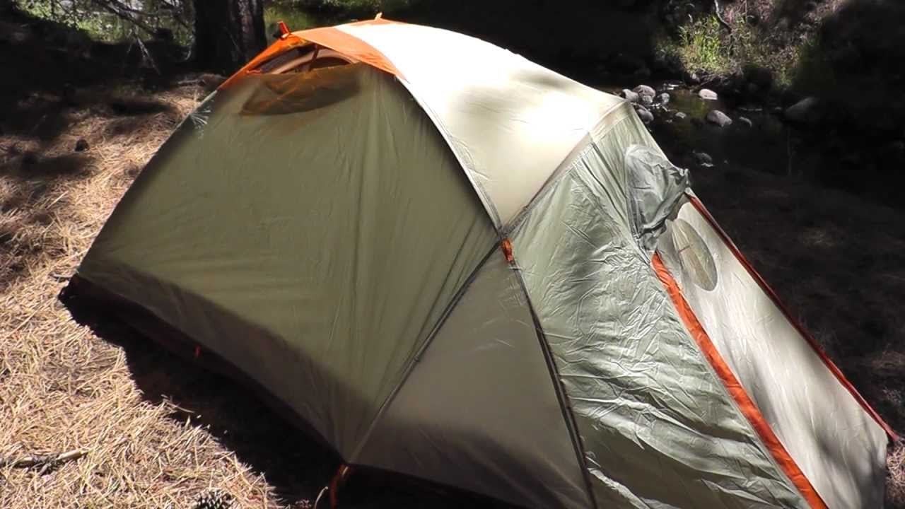 REI ASL Arete 2 Tent Review & REI ASL Arete 2 Tent Review - YouTube