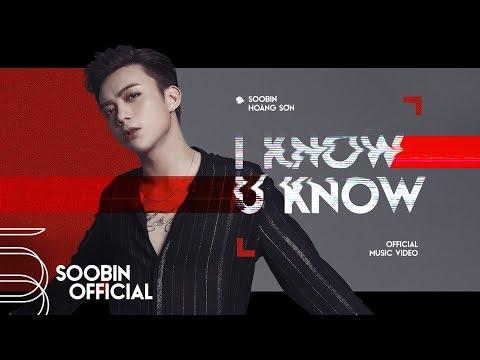 SOOBIN HOÀNG SƠN | I KNOW YOU KNOW | Official MV