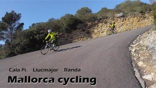 Mallorca cycling - Cala Pi / Llucmajor / Randa