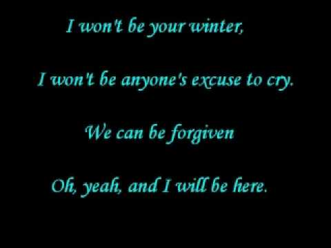 your winter sister hazel lyrics youtube