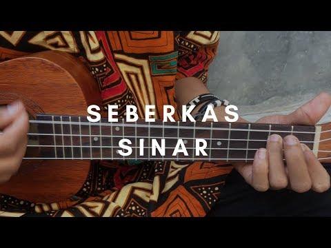 SEBERKAS SINAR - Nike Ardila (lirik & chord) | Cover Ukulele by Alvin Sanjaya