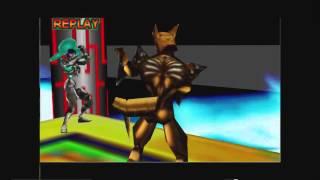 Dual Heroes (N64)