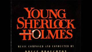 Young Sherlock Holmes - The Hat - Holmes and Elizabeth - Love Theme - Broughton