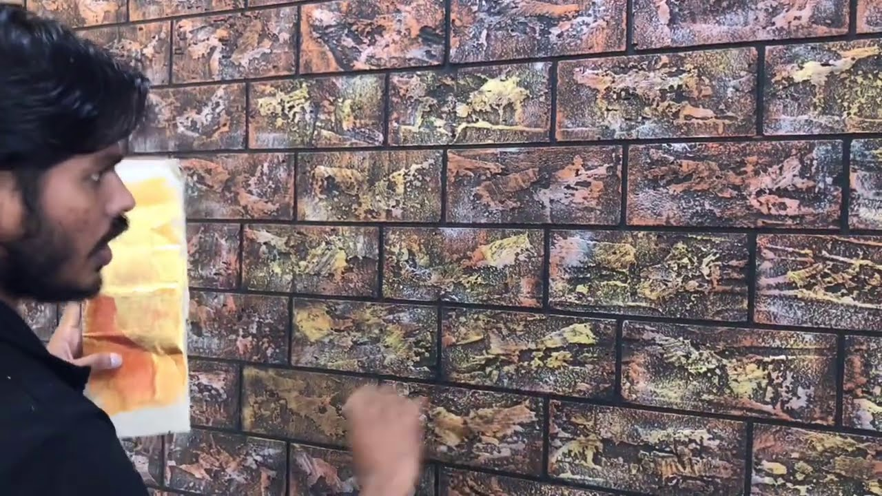 New wall texture putty design advantages|brick wall design simply jotun paints