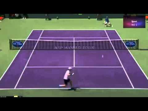 Andy Murray  vs Novak Djokovic MIAMI MASTERS 2015 HD
