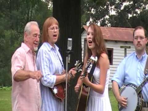 Long Black Train- Jill Mason and the Heartland Bluegrass Band