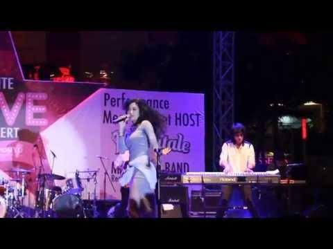 Vierratale - Faith White Love Concert Perfomance terakhir Tryan Widjanarko
