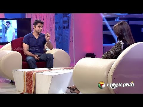 Natchathira Jannal With Actor Shaam - Part 2
