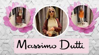 Мой шоппинг в Massimo Dutti после отпуска Обзор летней распродажи одежды