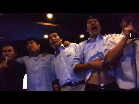 Đức & anh em IPTV hát karaoke