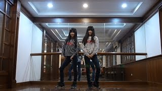 Video 4MINUTE  Crazy  by Sandy&Mandy (cover) download MP3, 3GP, MP4, WEBM, AVI, FLV Juli 2018