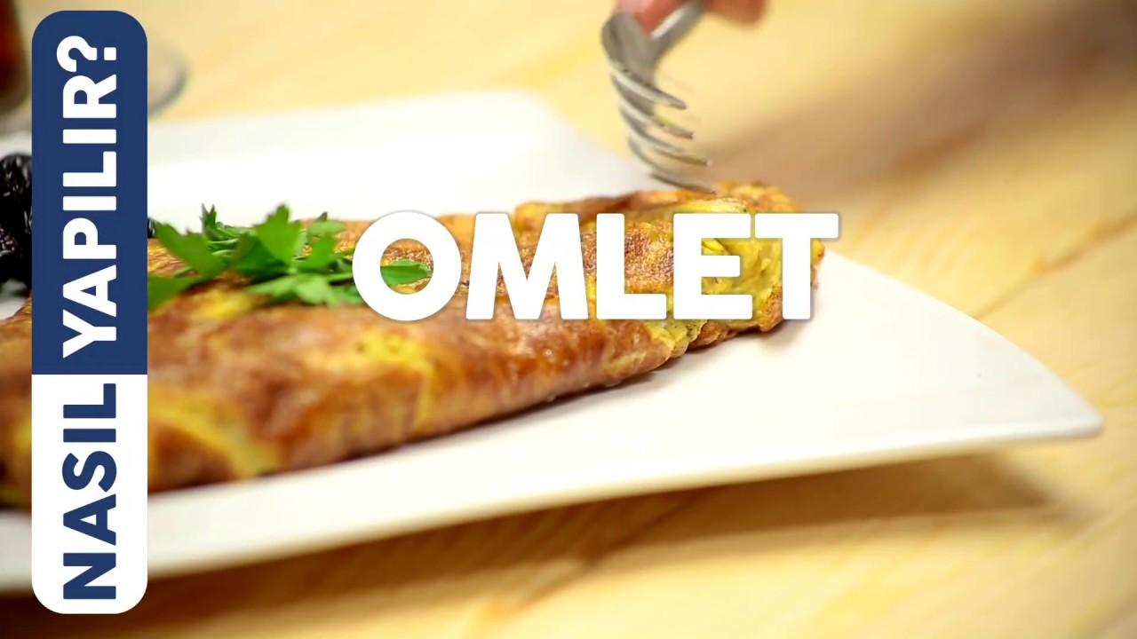Karidesli Omlet Tarifi