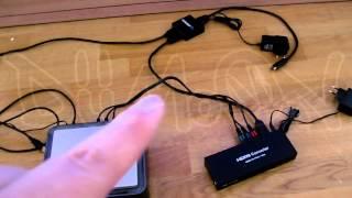 PS4 - HDPVR 1 ere generation ( compatibilté et branchement )