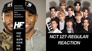 NCT 127 - Regular (English Version) Reaction Video Higher Faculty