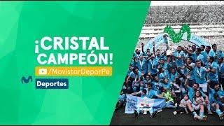 La Carne del Domingo: ¡Sporting Cristal campeón nacional 2018! | REACCIONES, GOLES Y RESUMEN