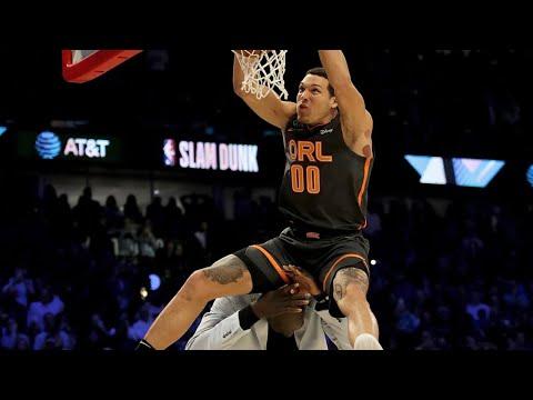 Aaron Gordon robbed in Slam Dunk Contest as biased D Wade picks Miami Heat Jones Jr