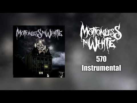 Motionless In White - 570 Instrumental (Studio Quality)