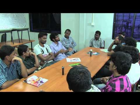 Caste in Tamil Cinema: Discussion at LV Prasad Inst. - Part 1