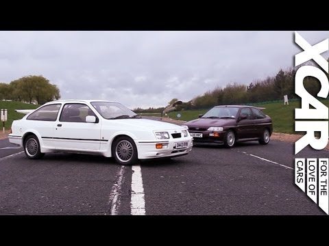 Ford Sierra RS Cosworth and Escort Cosworth: Win on Sunday, sell on Monday - XCAR