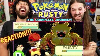 POKÉMON RUSTY: The Complete Journey (EVERY EPISODE) - REACTION!!!