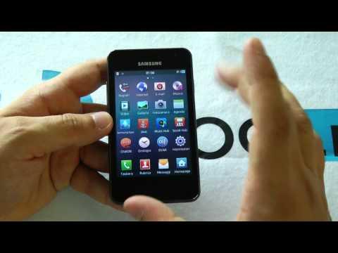 Samsung Wave M bada 2 preview ITA by HDblog