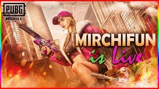 PUBG MOBILE LIVE : SEASON 11 With MirchiFun 2020 | Custom Room - MYT Clan