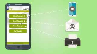 A smart phone, combined with mobile pos (mpos) application & an external card reader (attached to and android phone via its headphone jack, micro usb or th...