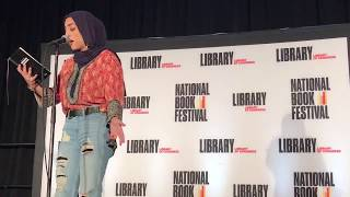1st Place Spoken Word | National Slam | Letter to the Baby I Aborted | Marjan Naderi