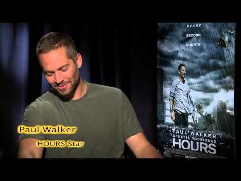 Paul Walker On Starring With & Dating Latinas